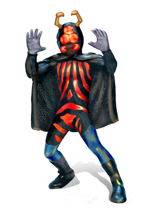 MR-1 蜘蛛男: アトリエY's